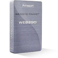web2go website pakket